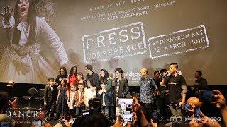 Nonton Gala Premiere Danur 2  Maddah Film Subtitle Indonesia Streaming Movie Download