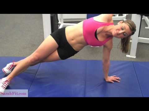 How To Lose Your Love Handles Exercise