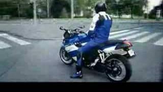 10. BMW Motorrad K1200S Promo