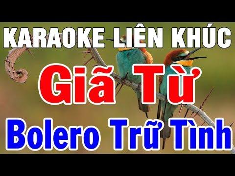 Karaoke Nhạc Sống Trữ Tình Rumba Hòa Tấu  | Liên Khúc Bolero Giã Từ | Trong Hiếu - Thời lượng: 1:42:07.