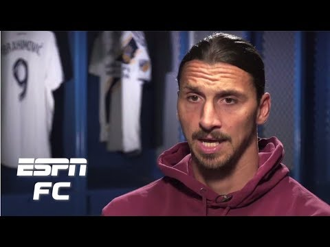 Video: Zlatan Ibrahimovic on what he'd change about MLS, and why he's better than Carlos Vela | ESPN FC