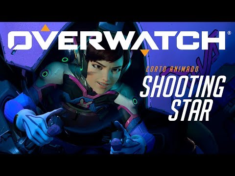 Corto animado de Overwatch: «Shooting Star» (ES)