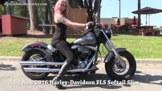 9. 2016 Harley Davidson Softail Slim for sale near Tallahassee FL