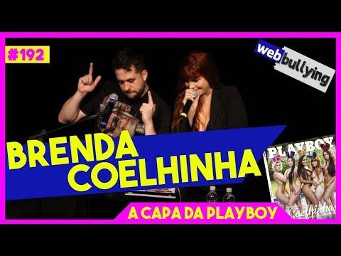 WEBBULLYING #192 -  BRENDA OLIVIERI (CAPA DA PLAYBOY)