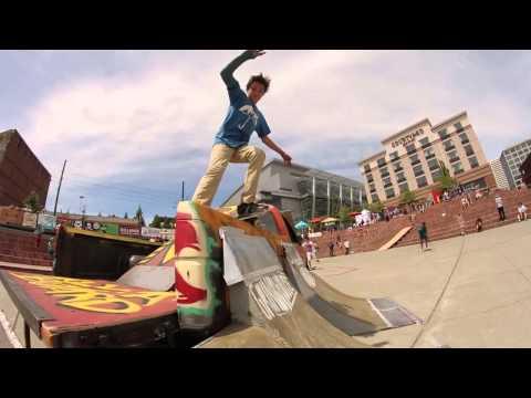 Go Skateboarding Day 2014 Tacoma, WA