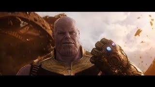 Avengers Infinity War: Is there a hidden Satanic message? Thanos Video