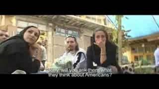 Iran: Hot Tea, Cool Conversations (Clip: Interviewing Women)