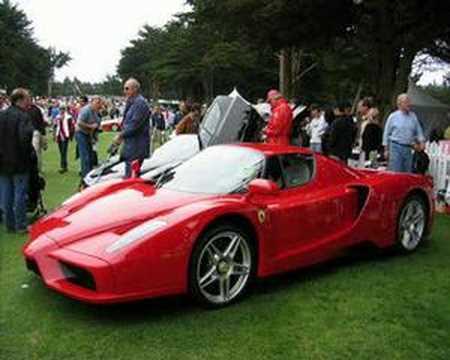 O Segredo - Carro - Ferrari - Motivação e Visualização