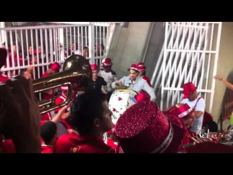 Previa orquesta escarlata - Barón Rojo Sur - L.H.D.L.C - América vs Alianza - Baron Rojo Sur - América de Cáli - Colombia - América del Sur