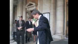 Vladimiro sposa Stefania
