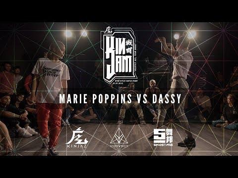 Marie Poppins Vs Dassy [TOP 8] | KINjam LA 2018 [@VIBRVNCY 4K] - Thời lượng: 4 phút, 36 giây.