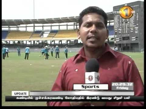 Tri Series  Final Highlights: India v Sri Lanka at Dhaka, Jan 13, 2010