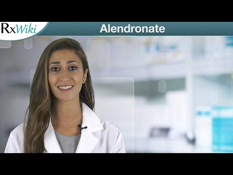 Alendronate For Treating Osteoporosis and Paget's Disease - Overview