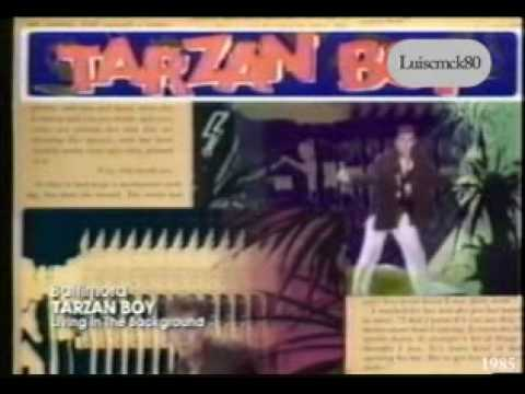 Tarzan Boy - Baltimora (HQ Audio)