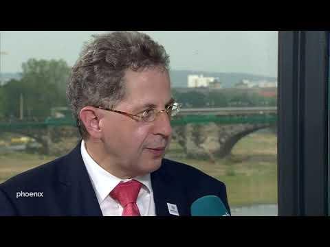 Hans-Georg Maaßen (CDU) zum Ausgang der Landtagswahlen  ...