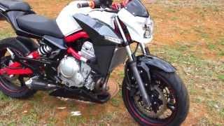5. Cfmoto 650nk modified