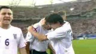 EM 2004: Portugal besiegt England im Elfmeterschießen