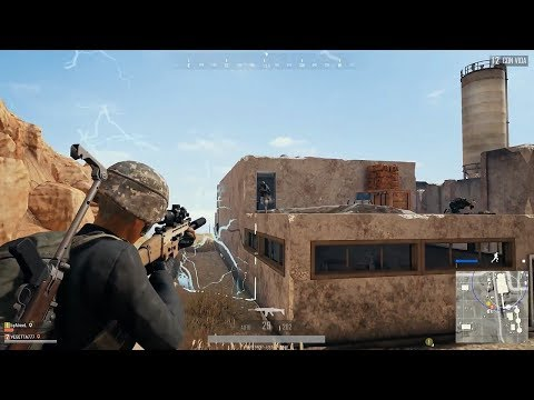 SUPER VICTORIA DE 2017 -  PLAYERUNKNOWN'S BATTLEGROUNDS