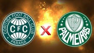 FICHA TÉCNICA CORITIBA 1 X 1 PALMEIRAS - TV GLOBO Local:Estádio Major Antônio Couto Pereira, em Curitiba (PR) Data:11 de junho de 2012, ...