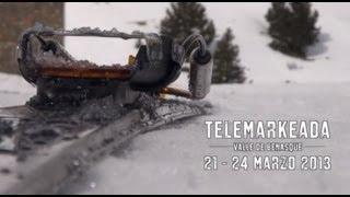 Telemarkeada Cerler 2013