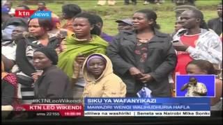 Rais Kenyatta Akosa Kuhudhuria Sherehe Za Sikukuu Za Wafanyakazi Bustani Wa Uhuru
