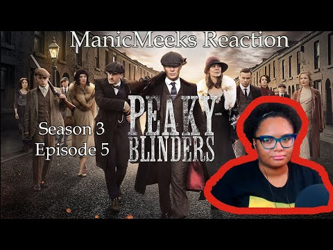 I NEED TOMMY TO BE SMARTER! TOO MANY LIARS AFOOT! | Peaky Blinders Season 3 Episode 5 Reaction!