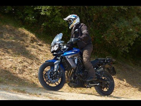 Vídeos Triumph Tiger 800 ABS