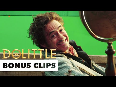 Dolittle | Bonus Clips | Own it now on Digital, Blu-ray & DVD