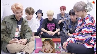 [BANGTWICE] BTS reacts to