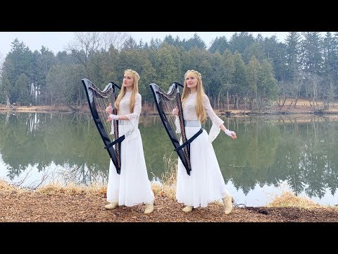 Danny Boy (Harps and Vocals) - Harp Twins, Camille and Kennerly