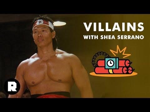 Chong Li From 'Bloodsport'   Villains with Shea Serrano   The Ringer (Ep. 8)