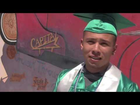 2017 Capital High School Annual Graduation Parade