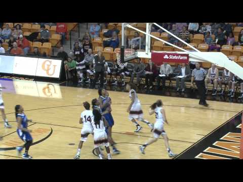 Women's Basketball vs. UNC Asheville - 1/10/15