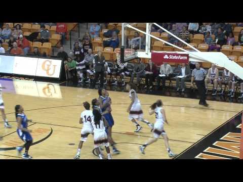 Women's Basketball vs. UNC Asheville - 1/10/15