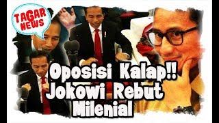 Download Video Oposisi Kalap Jokowi Rebut Suara Milenial MP3 3GP MP4
