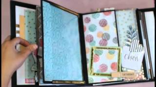 Thanks for Watching! Tutorial for Faux Post Bound Binding...