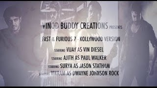 Nonton Fast & Furious 7 - Kollywood Version Film Subtitle Indonesia Streaming Movie Download