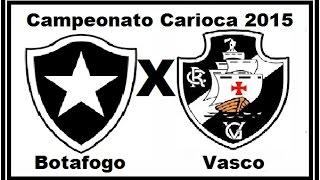 FICHA TÉCNICA BOTAFOGO X VASCO Local: Maracanã, no Rio de Janeiro (RJ) Data: 3 de maio de 2015 (Domingo) Horário: 16h(de Brasília) Árbitro: Wagner ...