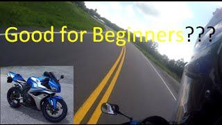 7. Is the Honda CBR 600rr a Good Beginner Bike?