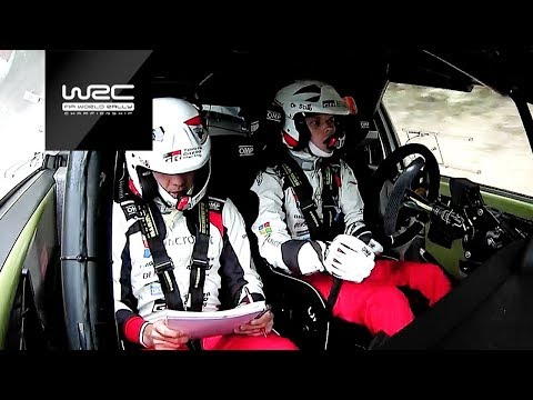 Rally Australia / Shakedown highlights