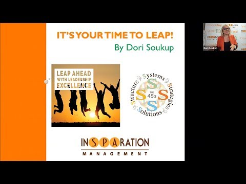 It's Your Time To Leap Full Webinar
