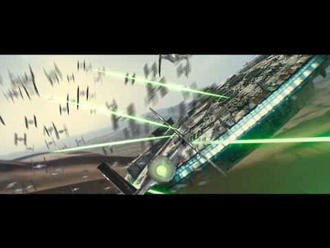 Star Wars Episode VII Trailer George Lucas Special