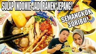 Video SULAP INDOMIE JADI RAMEN JEPANG!! GIMANA RASANYA? MP3, 3GP, MP4, WEBM, AVI, FLV Januari 2019