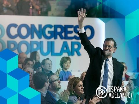 Rajoy llama a hablar bien de España y apostar por Europa frente a quienes lo ven todo negativo