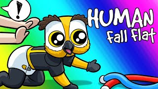 Video Human Fall Flat Funny Moments - Toddler Supervision and Coal Delivery! MP3, 3GP, MP4, WEBM, AVI, FLV Juli 2018