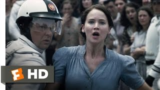 Nonton The Hunger Games  1 12  Movie Clip   I Volunteer As Tribute   2012  Hd Film Subtitle Indonesia Streaming Movie Download