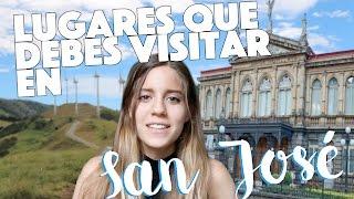 San Jose Costa Rica  City pictures : Lugares que DEBES visitar en San José, Costa Rica