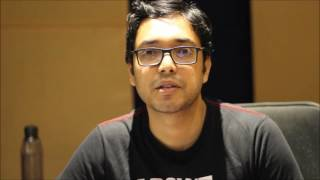Message from Anupam Roy for GSPC