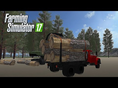 1970 International Log Truck wip v1.0