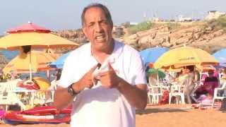 Video Emission de jeux sur la plage du Grand  Phare à Jijel MP3, 3GP, MP4, WEBM, AVI, FLV November 2018
